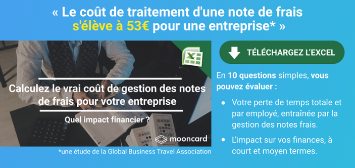 Un Modele Excel Efficace Et Gratuit Pour Bien Remplir Les Notes De Frais