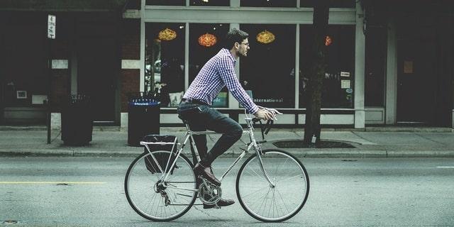 Il y a des conditions à l'indemnité kilométrique vélo