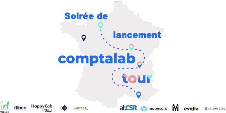 Experts-comptables : le ComptaLab Tour est officiellement lancé !