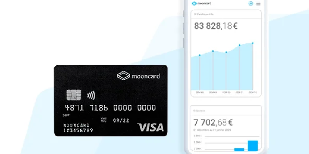 Application mooncard