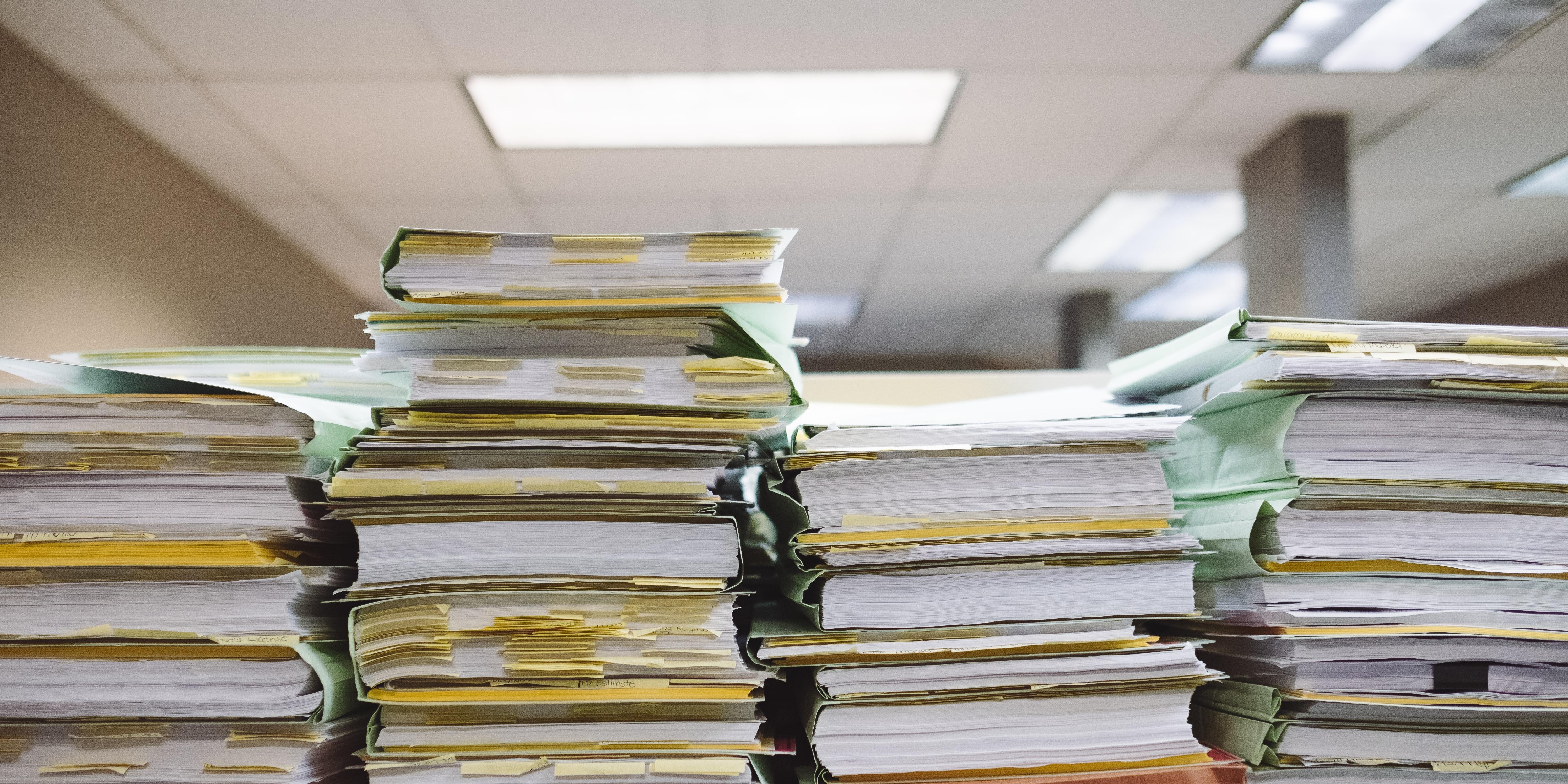 RSE : le zéro-papier, une stratégie d'optimisation pour l'entreprise